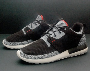 nike-roshe-run-air-jordan-iii-black-cement-inspired-customs-jp-custom-kicks-03